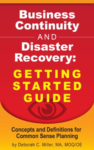 Business Continuity Getting Started Guide