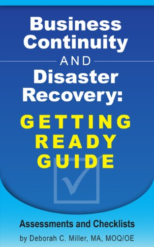 Business Continuity Getting Ready Guide