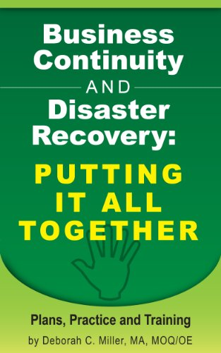 Disaster Recovery Putting It All Together